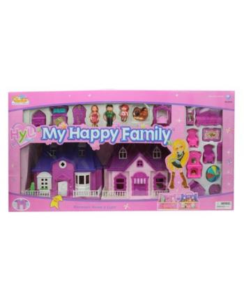 norimpex Domek dla lalek Happy Family NO-1002374