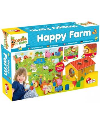 lisciani giochi Carotina Baby Szczęśliwa farma 72248 LISCIANI