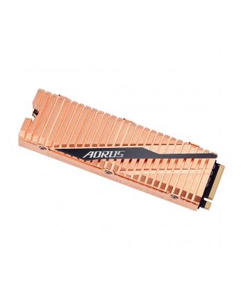 gigabyte Dysk SSD AORUS RGB NVMe SSD 2TB 5000/4400MB/s