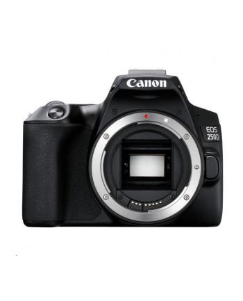 canon Aparat EOS 250D BK + obiektyw 18-55 + obiektyw 75-300 3454C016