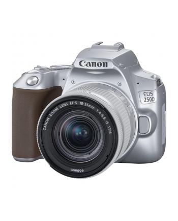 canon Aparat EOS 250D SL + obiektyw 18-55S 3461C001