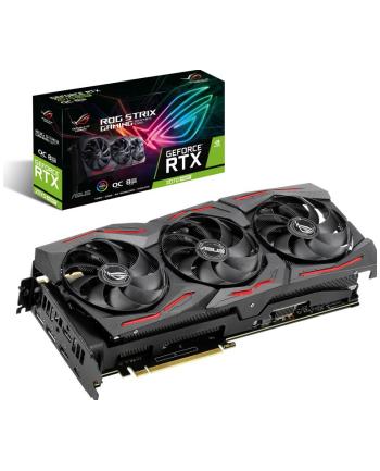 asus Karta graficzna GeForce ROG STRIX RTX 2070S O8G GAMING GDDR6 256BIT 2DP/2HDMI/USB-C