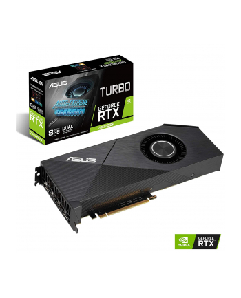 asus Karta graficzna GeForce TURBO RTX 2060S 8G EVO 8GB GDDR6 256BIT 2DP/2HDMI