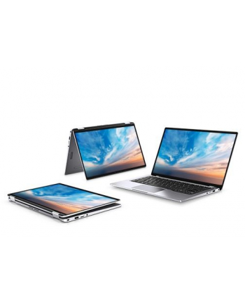 dell Notebook Latitude 7400 2in1 Win10Pro i7-8665U/512GB/16GB/Intel UHD 620/14.0'FHD/Touch/KB-Backlit/4-cell/3Y PS