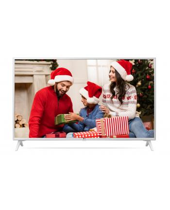 LG 49UM7390PLC 49'' (123cm) 4K Ultra HD TV, White