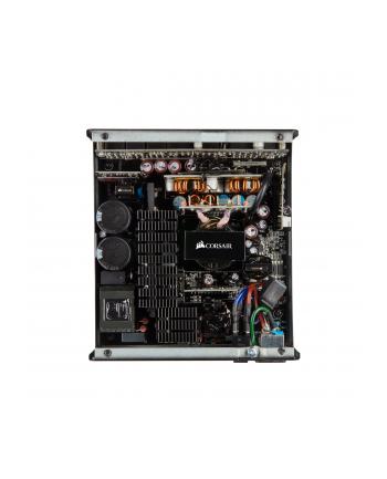 Corsair zasilacz RM Series RM750 750W, 140mm, 80 PLUS Gold, ATX, Modularny