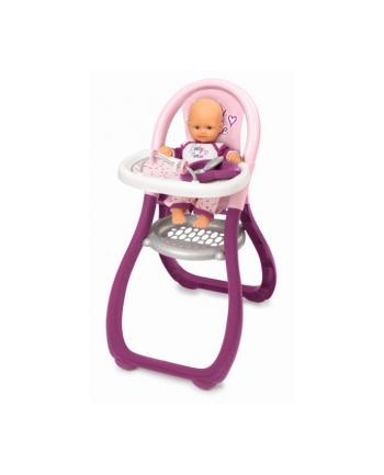 Baby Nurse Krzesełko do karmienia SMOBY