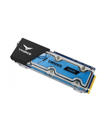 Team Group Dysk SSD Cardea Liquid 512GB M.2 NVMe 3400/2000 MB/s chłodzenie wodne