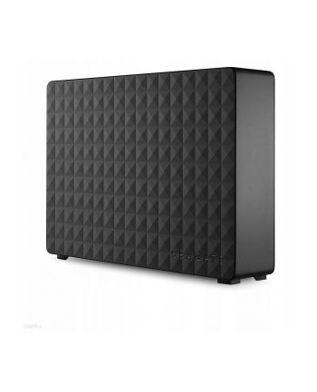 Dysk zewnętrzny Seagate Expansion, 3.5'', 6TB, USB 3.0, czarny