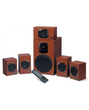Genius Głośniki SW-HF5.1 4800 II, 230V-EU, drewno