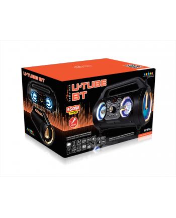 media-tech U-TUBE  BT - Kompatkowy głośnik  Bluetooth 5.0+EDR z funkcją karaoke , 18W