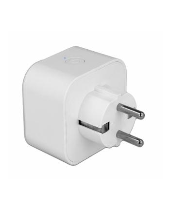 Delock Gniazdko SMART Home Plug WIFI 2,4GHz, 10A, MQTT