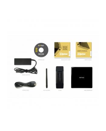 ZOTAC ZBOX BI329, Intel N4100, 4GB DDR4, 64GB SSD, SATA III SLOT, DP, HDMI, VGA