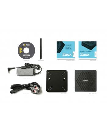 ZOTAC ZBOX CI329 NANO PLUS, Intel N4100, 4GDDR4, 64GB SSD, DP, HDMI, VGA