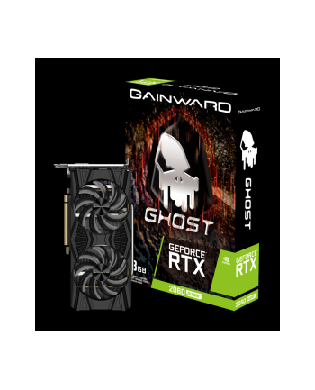 GAINWARD GeForce RTX 2060 SUPER GHOST, 8GB GDDR6, DP, HDMI, DVI-D