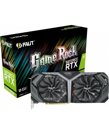 palit xpertvision PALIT GeForce RTX 2070 SUPER GameRock, 8GB GDDR6, 3xDP, HDMI