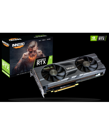 INNO3D GeForce RTX 2070 SUPER Twin X2 OC, 8GB GDDR6, HDMI, 3xDP