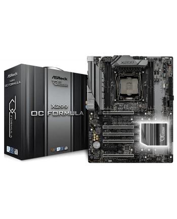ASRock X299 OC Formula, LGA 2066, DDR4, 8 SATA3, 2 Ultra M.2