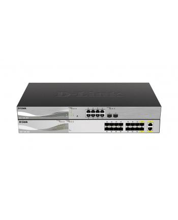d-link Przełącznik DXS-1100-10TS 8x10Gb 2xSFP+