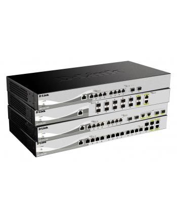 d-link Przełącznik DXS-1210-12SC  10xSFP+ 2xSFP+ Combo