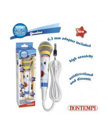 Bontempi Star Dynamiczny mikrofon karaoke 37973 DANTE