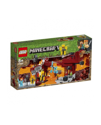 LEGO 21154 MINECRAFT Most Płomyków p4