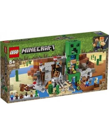 LEGO 21155 MINECRAFT Kopalnia Creeperów p2