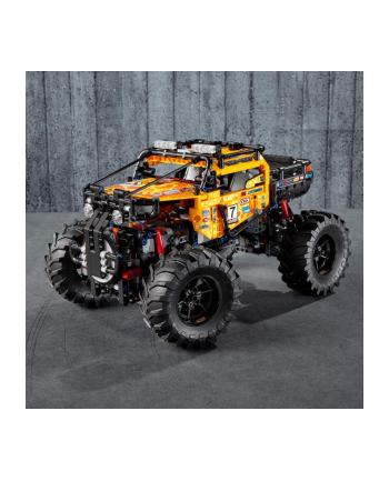 LEGO 42099 TECHNIC Zdalnie sterowany pojazd terenowy p2