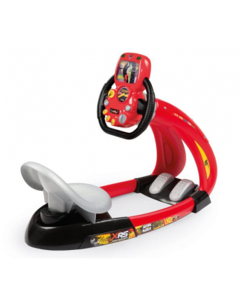 Symulator jazdy V8 Cars XRS SMOBY