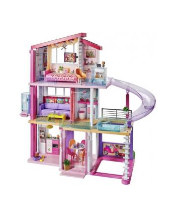 BRB Domek Barbie DreamHouse światło, dźwięk FHY73 MATTEL