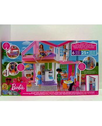 BRB Domek Barbie Malibu FXG57 MATTEL