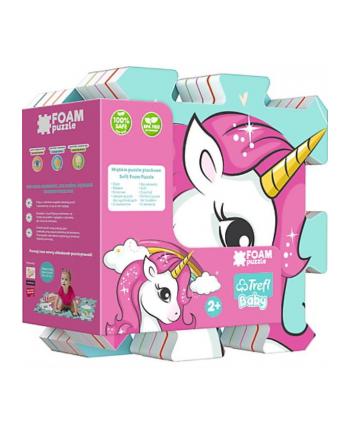 Układanka Puzzlopianka Unicorn 61136 Trefl