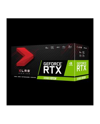 pny Karta graficzna GeForce Super RTX2080 8GB Triple Fan VCG20808STFMPB-O