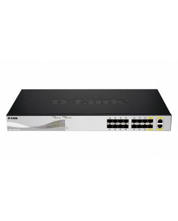 d-link Przełącznik Smart 14xSF P+ 2xCombo DXS-1100-16SC