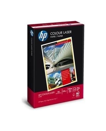 PAPIER A4 SATYNOWY HP COLOUR LASER 250g