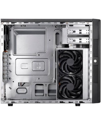 Silverstone Obudowa SST-CS380 V2 Storage Midi Tower ATX, czarna