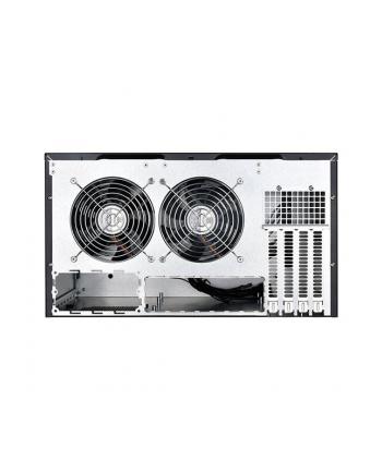 Silverstone Obudowa SST-CS381 Storage ATX, czarna