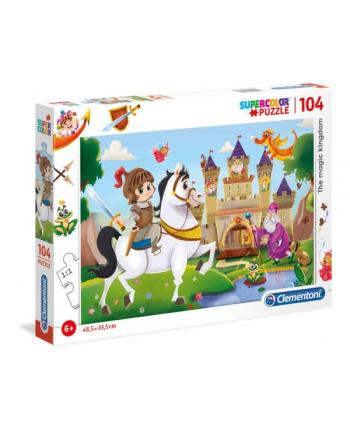 Clementoni Puzzle 104 EL SUPER KOLOR The Magic Kingdom 27113 p6