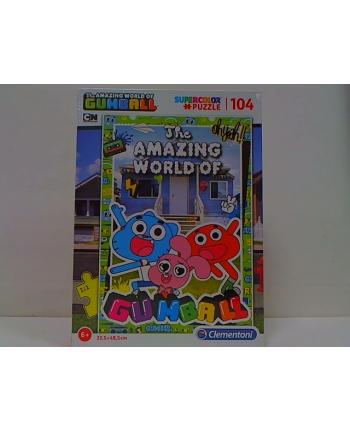 Clementoni Puzzle 104 EL SUPER KOLOR Gumball 27126 p6