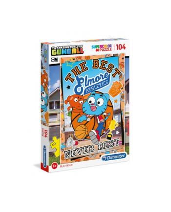 Clementoni Puzzle 104 EL SUPER KOLOR Gumball 27273 p6
