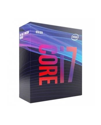 intel Procesor Core i7-9700F S BOX 3GHz, LGA1151
