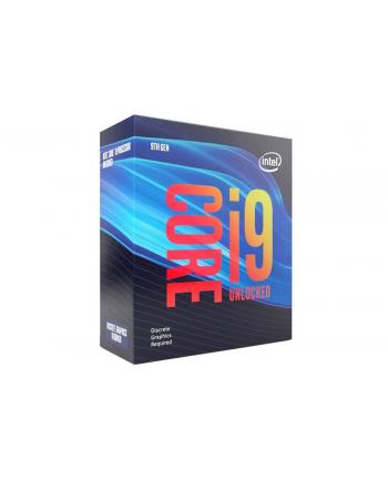 intel Procesor Core i9-9900KF S BOX 3.60GHz, LGA1151