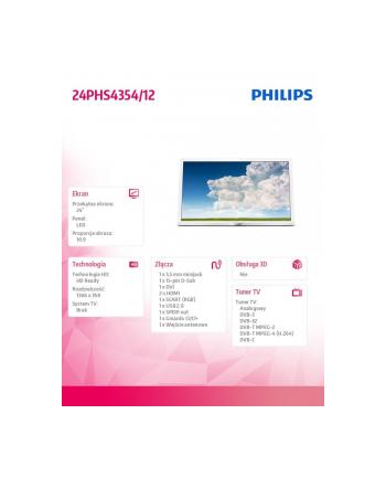philips Telewizor 24 24PHS4354/12