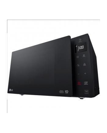 Kuchenka mikrofalowa LG MS2535GIB (1000W; 25l; kolor czarny)