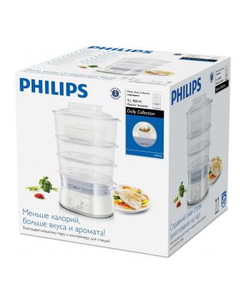 Parowar Philips HD9125/90 (9 litrów; kolor biały)