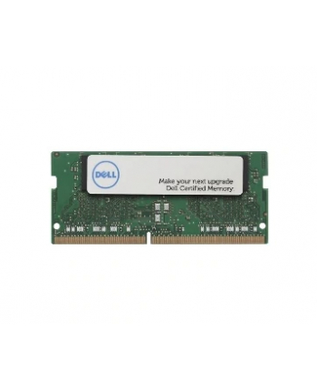 Pamięć Dell DDR4 SODIMM AA086413 (DDR4 SO-DIMM; 1 x 4 GB; 2666 MHz; CL19)