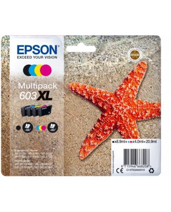 Multipack Epson C13T03A64010 | 4-colours 603XL