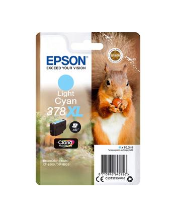 Tusz Epson C13T37954010 Light Cyan | Claria Photo HD