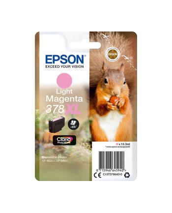 Tusz Epson C13T37964010 Light Magenta | Claria Photo HD