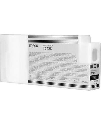 Tusz Epson T6428 Matte Black | 150ml